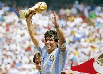 Maradona, en 10 productos: camisetas, documentales, pósters y más para recordar al astro argentino