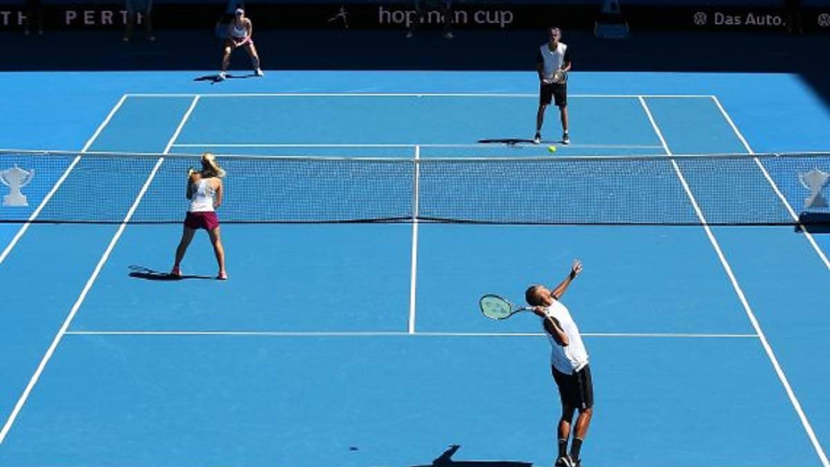 Hopman Cup | Hopman Cup 2017 to employ Fast4 Tennis format - AS.com