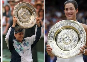 Siete títulos en 21 finales para el tenis femenino español