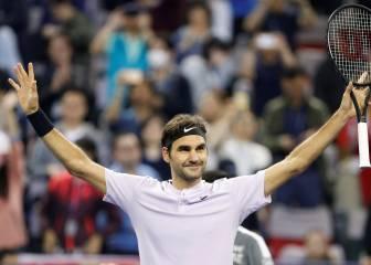 Federer elimina a Del Potro: jugará la final con Nadal