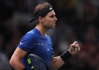 Consulta los resultados y el cuadro de las ATP Finals 2017