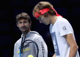 Ferrero: ?Venimos con la intención de ganar el Masters?