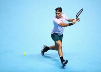 Federer-Goffin: TV, horario y dónde ver en directo online