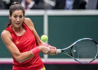 El Italia-España de la Fed Cup se jugará en Chieti sobre tierra