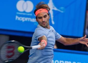 Roger Federer arrancará el año 2018 en la Hopman Cup