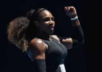 Serena Williams reaparecerá en el torneo de Abu Dhabi
