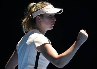 Svitolina y Wozniacki no fallan y presionan el número 1 de Halep