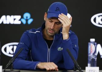 La fiscalía de Río de Janeiro va a la justicia contra Djokovic
