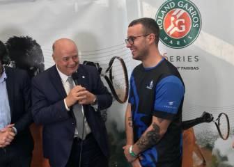 Roland Garros ya tiene un campeón español: Carlos Che