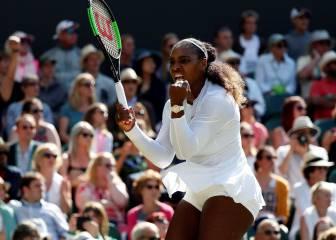 Serena sofoca la rebelión de Giorgi y ya está en semifinales