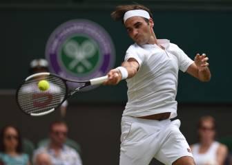 Federer - Anderson: horario, TV y dónde ver en directo online