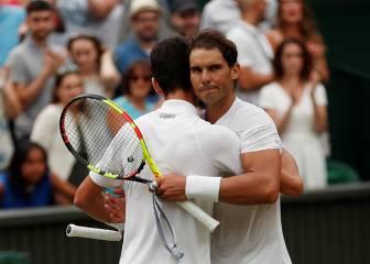 """Novak Djokovic: """"He ganado al mejor jugador del mundo"""""""