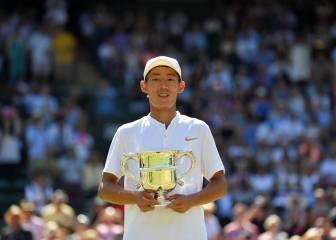 Chung-Hsin Tseng, la nueva sensación del tenis mundial