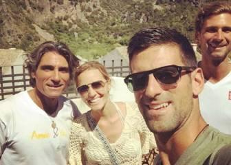 Novak Djokovic ya no tiene en su equipo al gurú Pepe Imaz