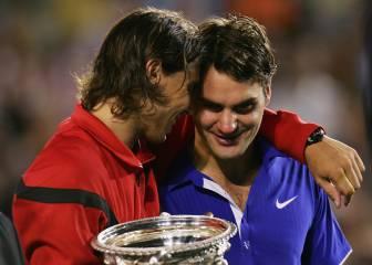 Las mejores fotografías que ha dejado la historia del tenis