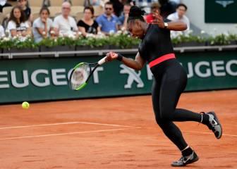 Roland Garros no permitirá usar el traje de Serena Williams en futuras ediciones