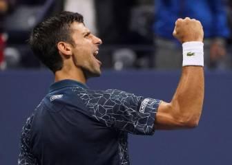Djokovic fulmina a Nishikori y jugará ante Del Potro su 8ª final