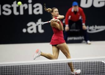 La italiana Giorgi y la rusa Alexandrova disputarán la final