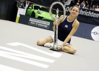 Camila Giorgi vence en Linz y alza un título tres años después