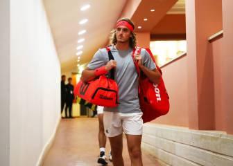"""Tsitsipas: """"Nadal jugó casi igual en Madrid, pero la altura..."""""""