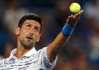 Djokovic y los jóvenes: \