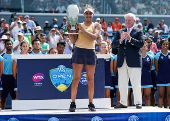 Madison Keys: con confianza para el US Open tras ganar Cincinnati