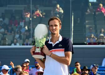 Medvedev gana el primer Masters 1.000 de su carrera