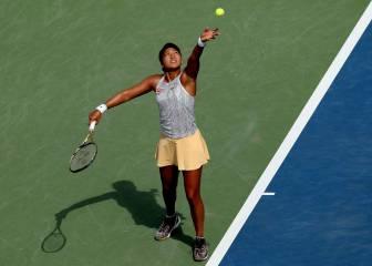 Peligra el US Open para Osaka por su lesión de rodilla