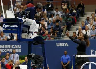 Veto en el US Open: Ramos no arbitrará a las Williams
