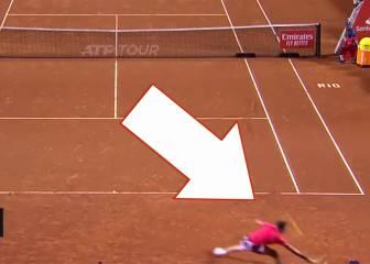 El futuro del tenis español ya está aquí: el puntazo de Alcaraz (16 años) a Ramos 1