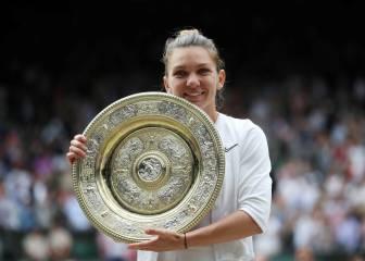 El tenis femenino lamenta la suspensión de Wimbledon