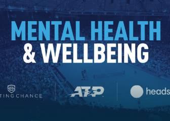 Acuerdo de la ATP para cuidar la salud mental de los tenistas