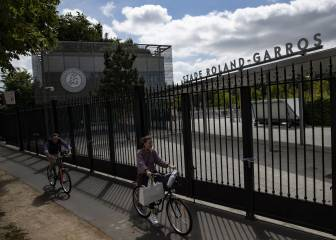 El presidente de la FFT niega la cancelación de Roland Garros