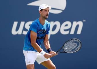 """Djokovic considera """"imposibles"""" las condiciones actuales para disputar el US Open"""