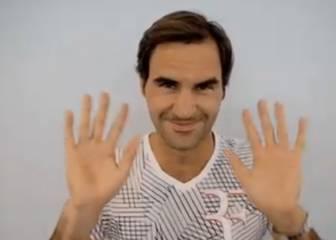 Federer está \