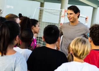 """La Fundación Rafa Nadal cumple 10: """"Fue la mejor decisión que podríamos haber tomado"""""""