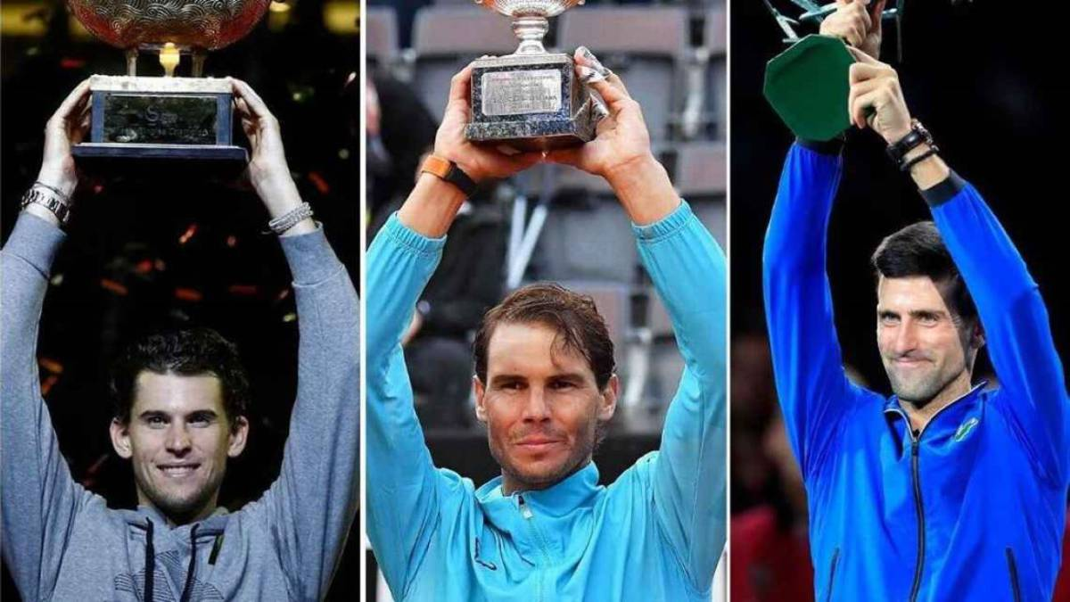 Djokovic-Nadal-and-Thiem-are-qualified-for-ATP-Finals-without-an-audience
