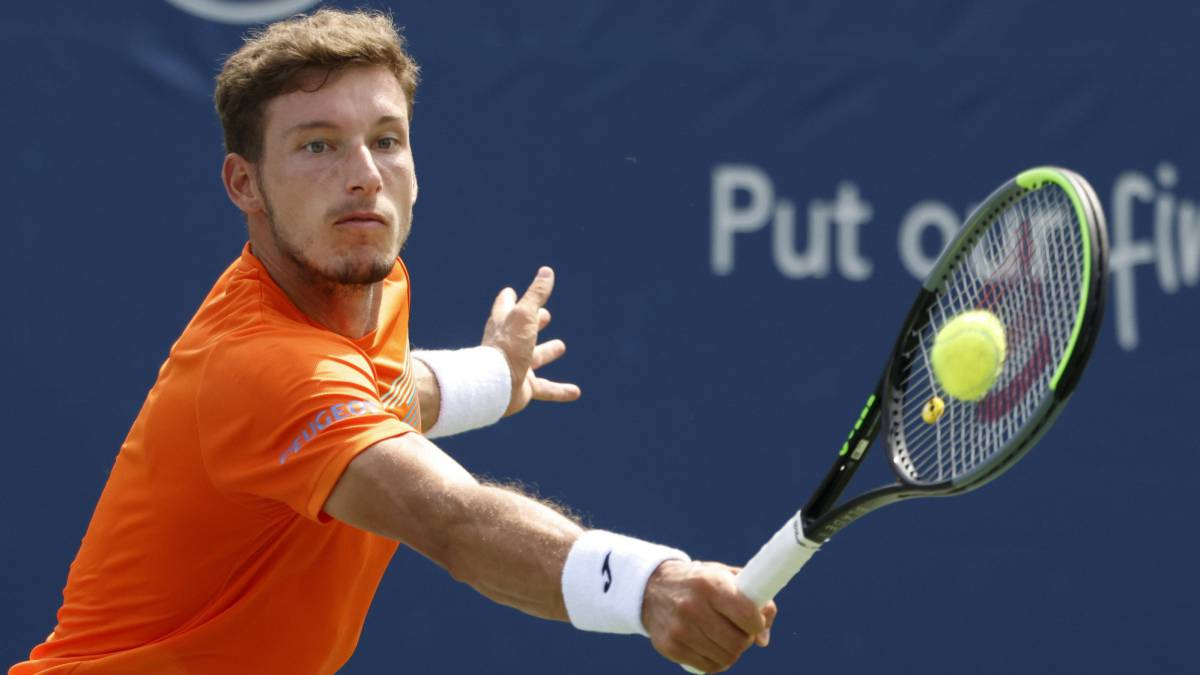 Doubles-final:-Murray-and-Skpski-against-Pablo-Carreño-and-De-Miñaur