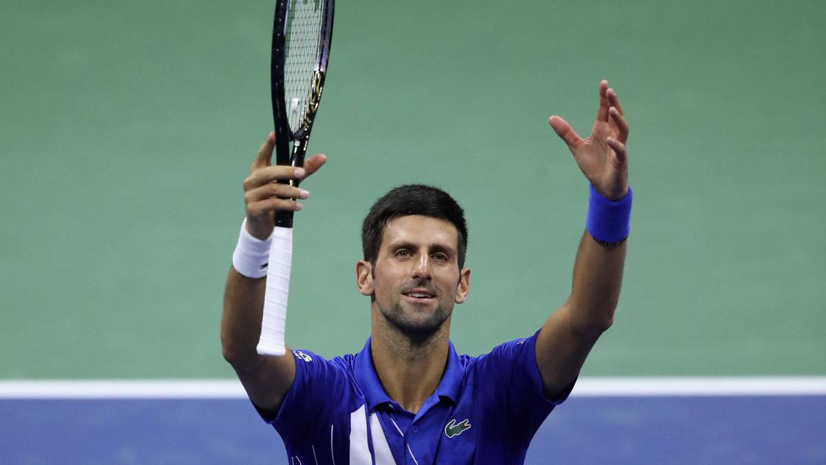 """Djokovic-opens-the-door-of-his-association-to-female-players:-""""It's-not-just-for-men"""""""