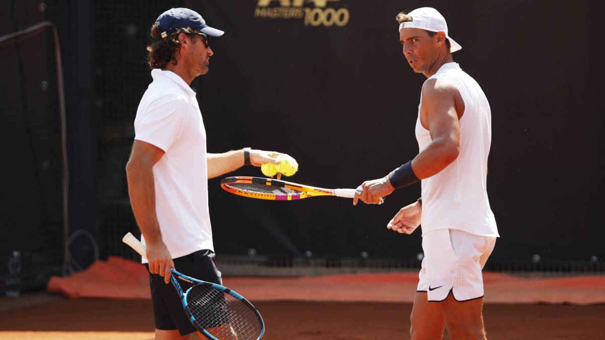 When-does-Nadal-play-the-first-game-at-the-Rome-Masters:-rival-date-and-time