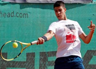 Robredo y Martínez ganan; Kuhn y Alcaraz, adiós a Roland Garros