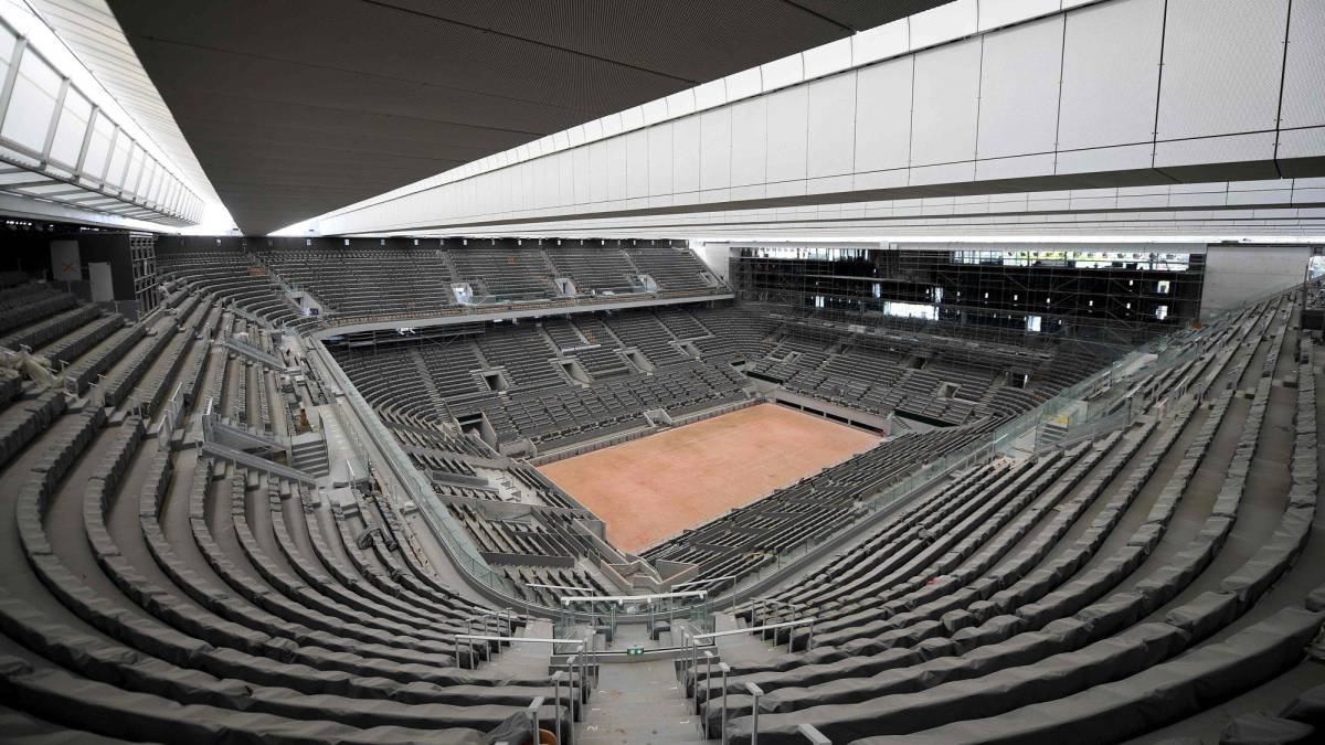 Roland-Garros-in-suspense-by-a-possible-reduction-of-capacity