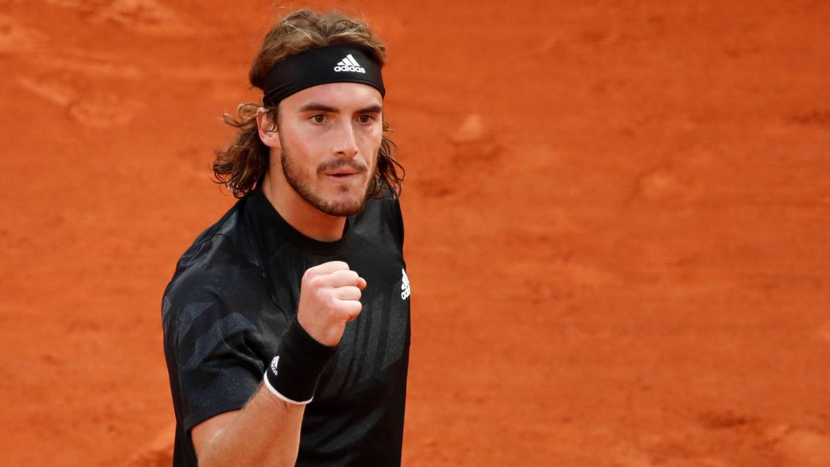 Tsitsipas-returns-with-force-to-the-semifinals-of-a-Grand-Slam