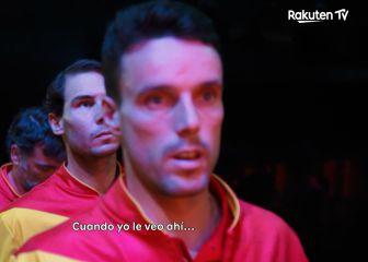 La visión de Rafa Nadal en la Copa Davis que Roberto Bautista jamás olvidará