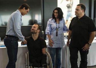 La Fundación de Nadal cumple 10 años al lado de personas con discapacidad