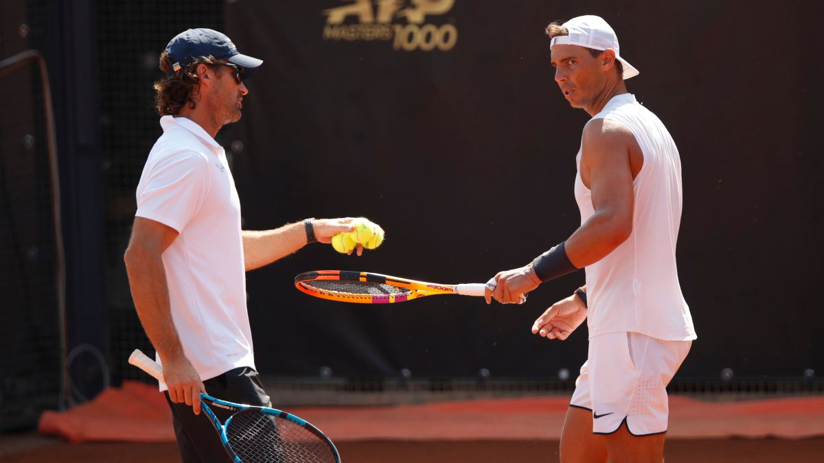 """Moyá-does-not-go-with-Nadal-to-Australia:-""""It's-time-to-see-him-from-home"""""""