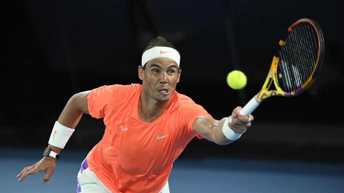 """Nadal-replies-again-to-Djokovic:-""""It-is-the-first-time-we-have-passed-a-quarantine-like-this"""""""