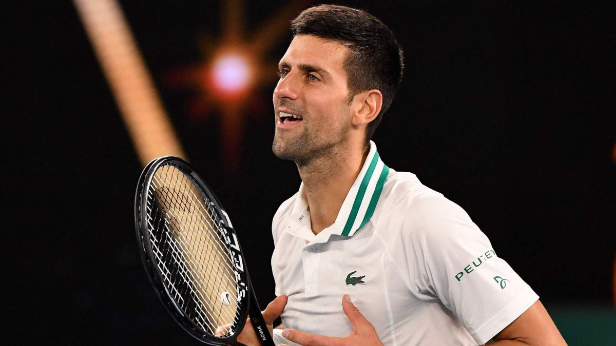 """Djokovic-after-reaching-the-final:-""""Medvedev-is-the-rival-to-beat"""""""