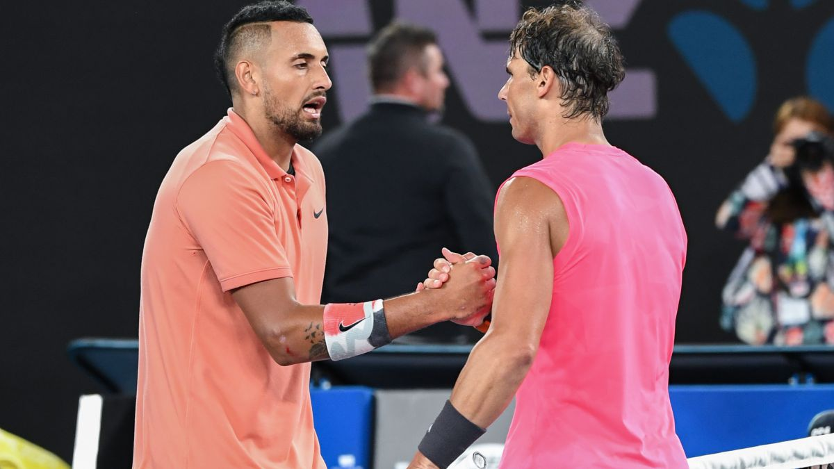 Nick-Kyrgios'-latest-show-of-admiration-for-Nadal