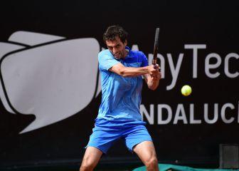 ATP   Ramos impone su preparación en tierra ante Berankis 1